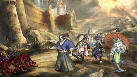 PSPのゲーム、グランナイツヒストリー13