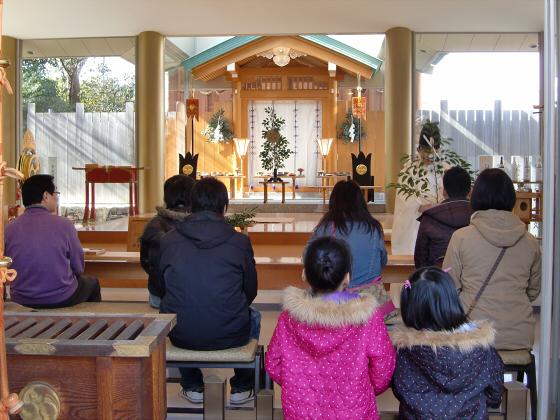 八劔神社の年越大祓祭06