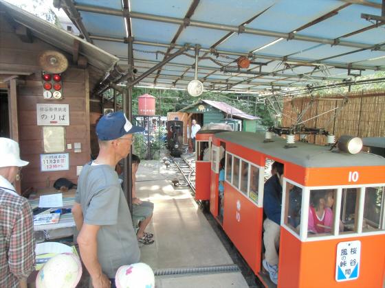 桜谷軽便鉄道19