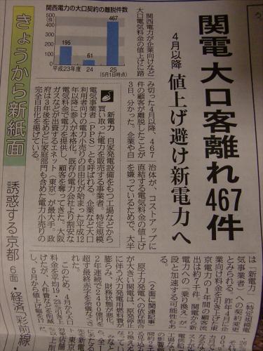 産経新聞眺めてて201306-09