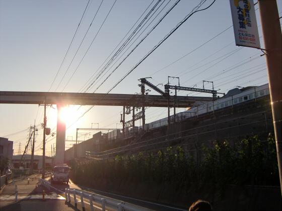 摂津の新幹線基地01