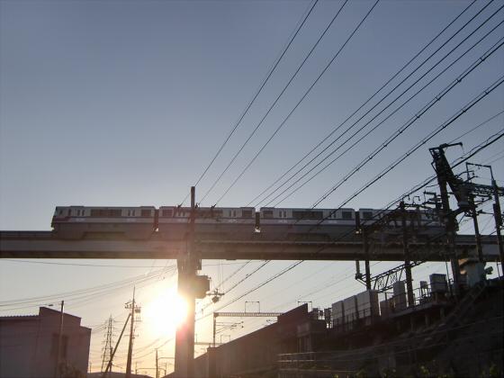 摂津の新幹線基地02