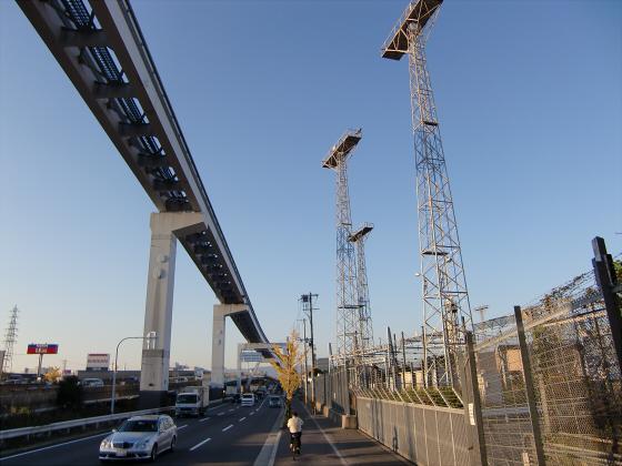 摂津の新幹線基地03