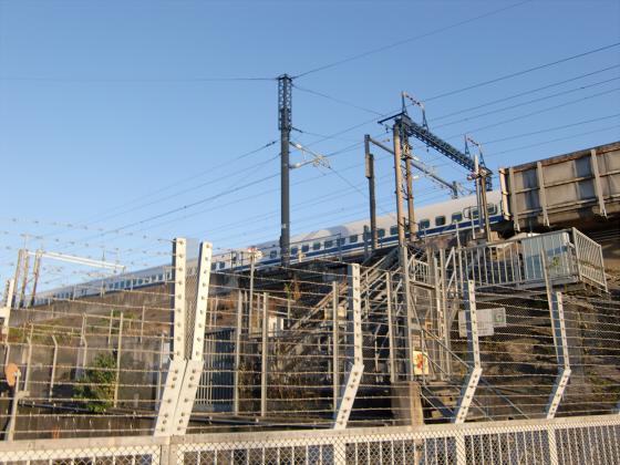 摂津の新幹線基地04