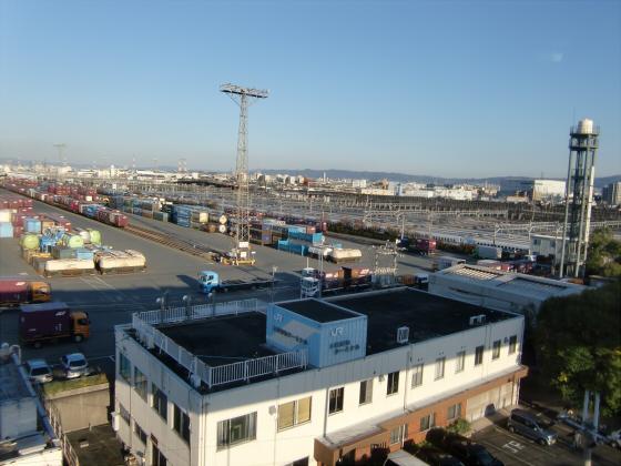 摂津の新幹線基地11