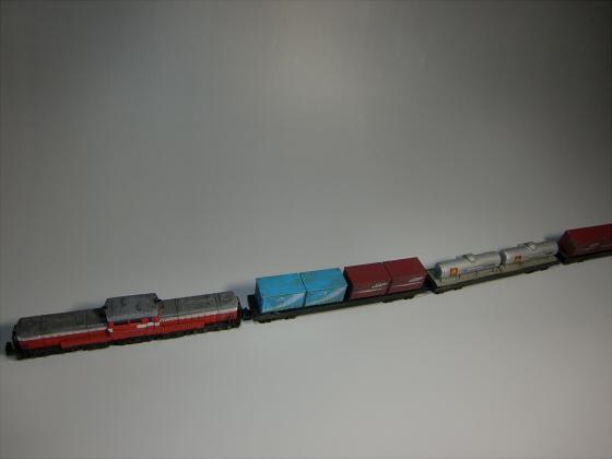 トレーン貨物車両ほか01