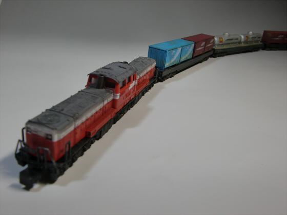 トレーン貨物車両ほか02