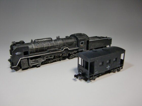 トレーン貨物車両ほか05