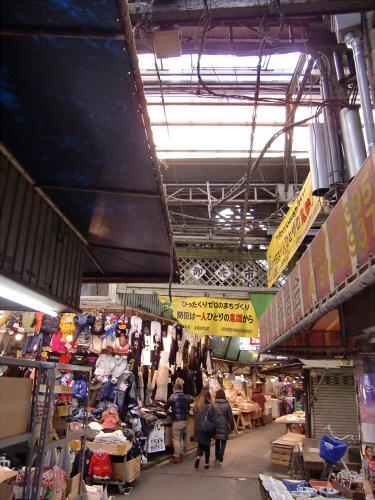 大阪鶴橋韓流な商店街とか02