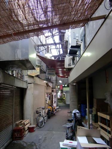 大阪鶴橋韓流な商店街とか05