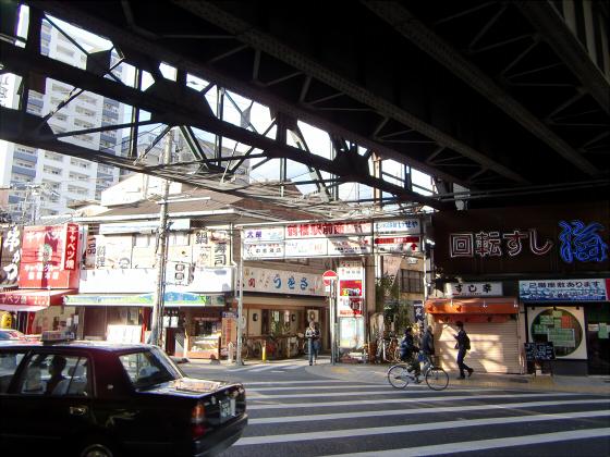 大阪鶴橋韓流な商店街とか06