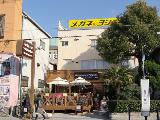 大阪鶴橋韓流な商店街とか18
