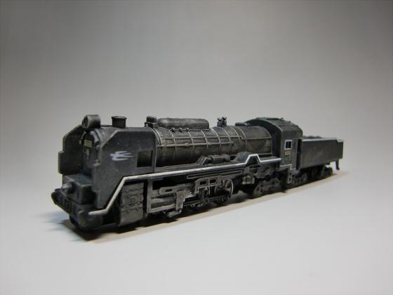 トレーンC62蒸気機関車01