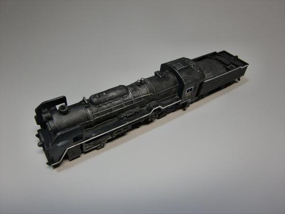 トレーンC62蒸気機関車02