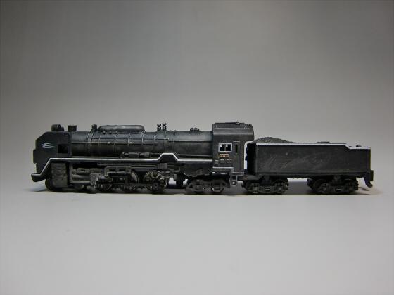 トレーンC62蒸気機関車04
