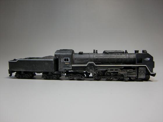 トレーンC62蒸気機関車06