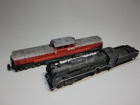 トレーンC62蒸気機関車08