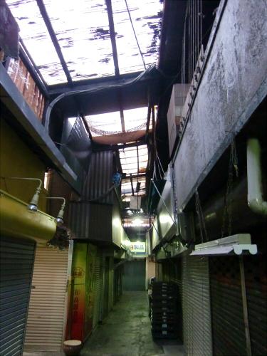 鶴橋周辺の商店街04