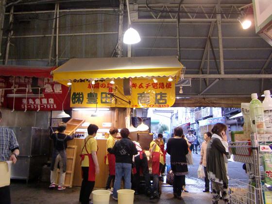 鶴橋周辺の商店街05