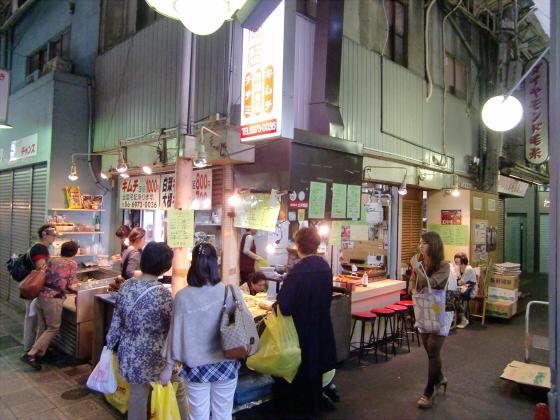 鶴橋周辺の商店街06