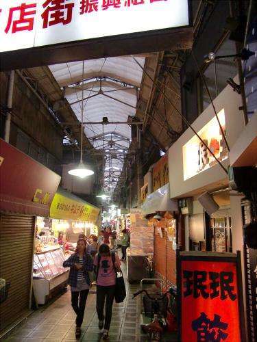 鶴橋周辺の商店街09