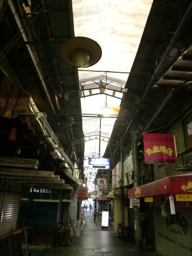 鶴橋周辺の商店街10