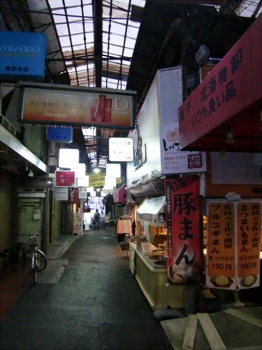 鶴橋周辺の商店街11