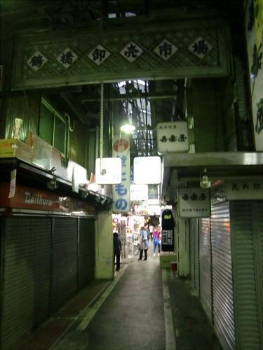 鶴橋周辺の商店街12