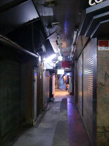鶴橋周辺の商店街15
