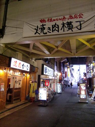 鶴橋周辺の商店街17