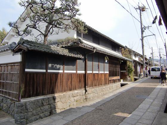 壺阪山「町家の雛めぐり」06