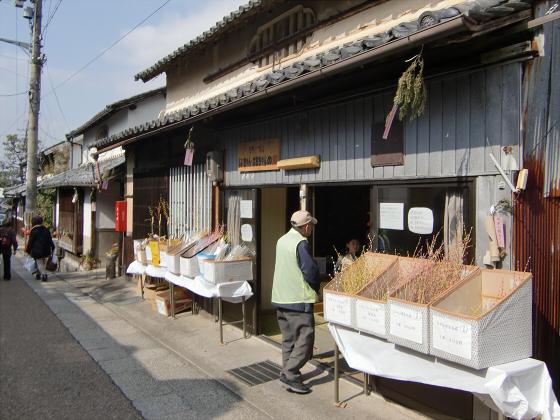 壺阪山「町家の雛めぐり」08