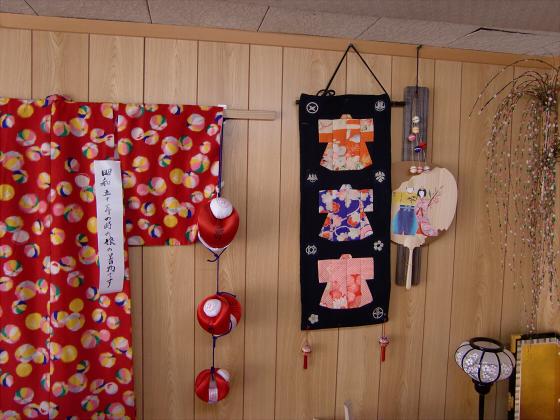 壺阪山「町家の雛めぐり」12