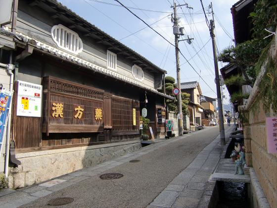 壺阪山「町家の雛めぐり」15