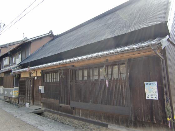 壺阪山「町家の雛めぐり」19