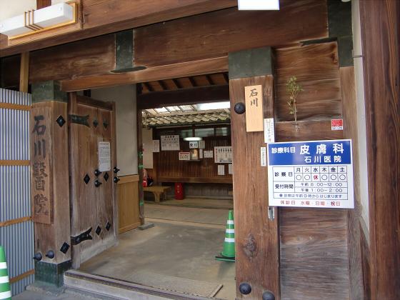 壺阪山「町家の雛めぐり」20