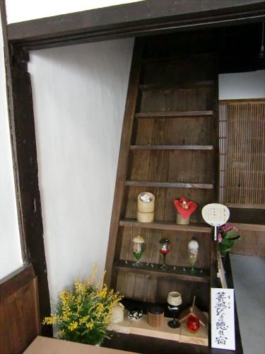 壺阪山「町家の雛めぐり」27