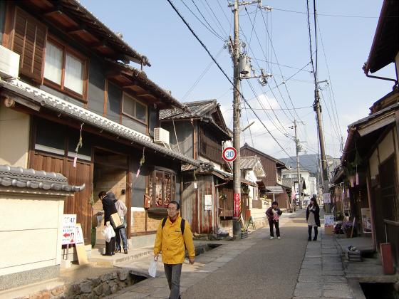 壺阪山「町家の雛めぐり」29