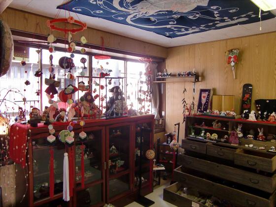 壺阪山「町家の雛めぐり」30