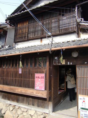壺阪山「町家の雛めぐり」32