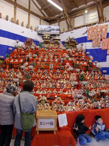 壺阪山「町家の雛めぐり」40