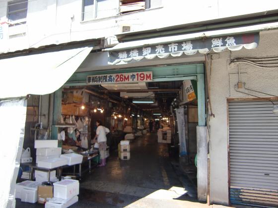 鶴橋鮮魚市場の辺りとか3
