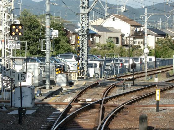 京阪宇治線走行中06