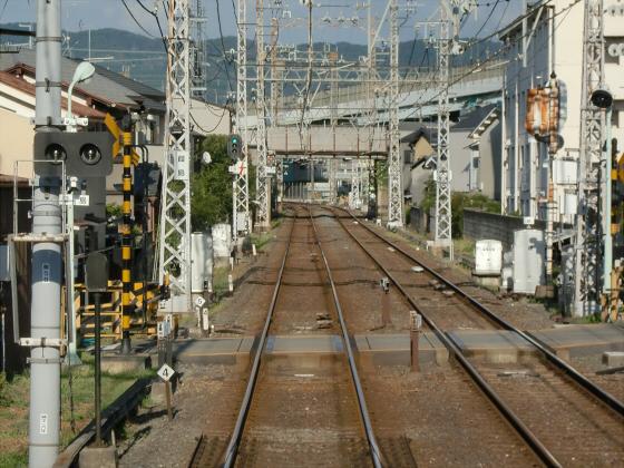 京阪宇治線走行中09