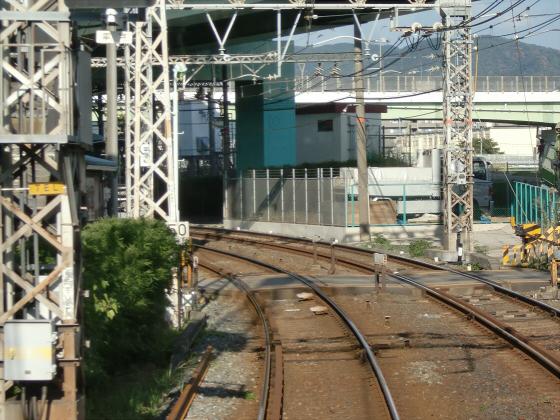 京阪宇治線走行中10