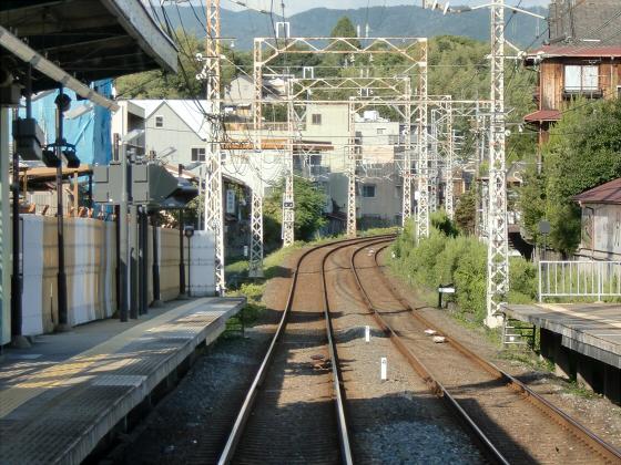 京阪宇治線走行中13