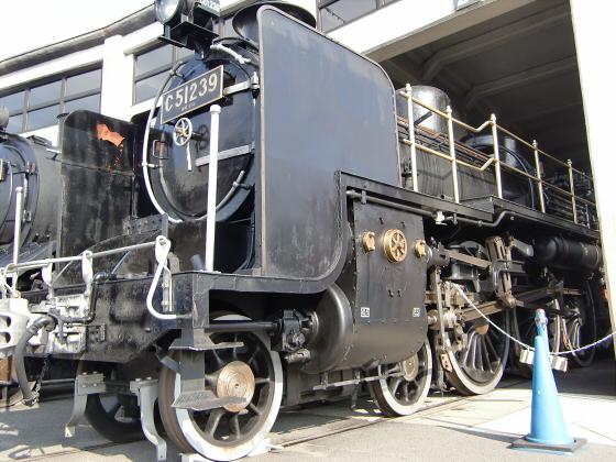 梅小路の蒸気機関車・個別編02