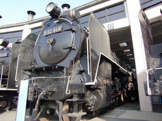 梅小路の蒸気機関車・個別編05