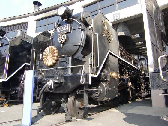 梅小路の蒸気機関車・個別編08