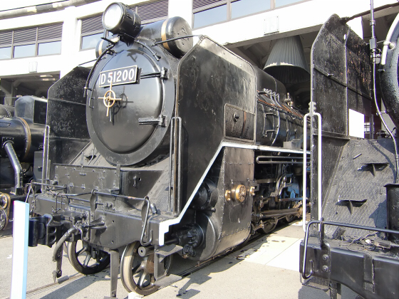 梅小路の蒸気機関車・個別編10